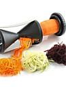 Roestvast staal + kunststof Fruit- en Groentebenodigdheden Pasta Tools Salade Tools Creative Kitchen Gadget Keukengerei Hulpmiddelen voor Fruit voor Vegetable Wortel 1pc