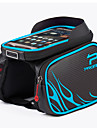 PROMEND Bike Frame Bag / Shoulder Bag 6.2 inch Cycling for Cycling Blue