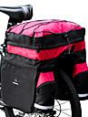 ROSWHEEL 60 L Bike Panniers Bag Bike Rack Bag 3 In 1 Waterproof Rain Waterproof Bike Bag 600D Ripstop Bicycle Bag Cycle Bag Cycling Outdoor Exercise