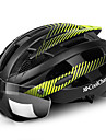 CoolChange Bike Helmet BMX hjelm 25 Ventiler PC (polycarbonat) EPS Sport Jagt Cykling / Cykel Camping - Grøn Blå Grå Unisex