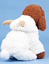 Hunder Katter Kostume Frakker Hundeklaer Ensfarget Hvit Bomull Kostume Til Mops Bichon Frisé Schnauzer Hoest Vinter Unisex Fritid / hverdag Oppvarminger