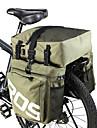 ROSWHEEL 35 L Taske til bagagebæret / Cykeltaske 3 i 1 Justérbar Stor kapacitet Cykeltaske PU Læder 600D polyester Cykeltaske Cykeltaske Cykling / Cykel / Vandtæt / Vandtæt Lynlås