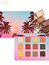 Ensfarvet -jenskygger -jenskygge Mineral / Multifunktion Daglig makeup / Halloweenmakeup / Festmakeup Makeup Kosmetiske / Mat / Glans