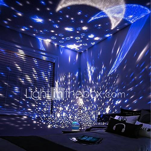 Aanbieding: Diy Romantische Sterrenhemel Projector Nachtlampje Voor ...