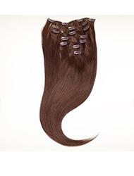 Příčesky z pravých vlasů