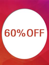 60%OFF