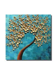 Schilderijen van bloemen/pla...