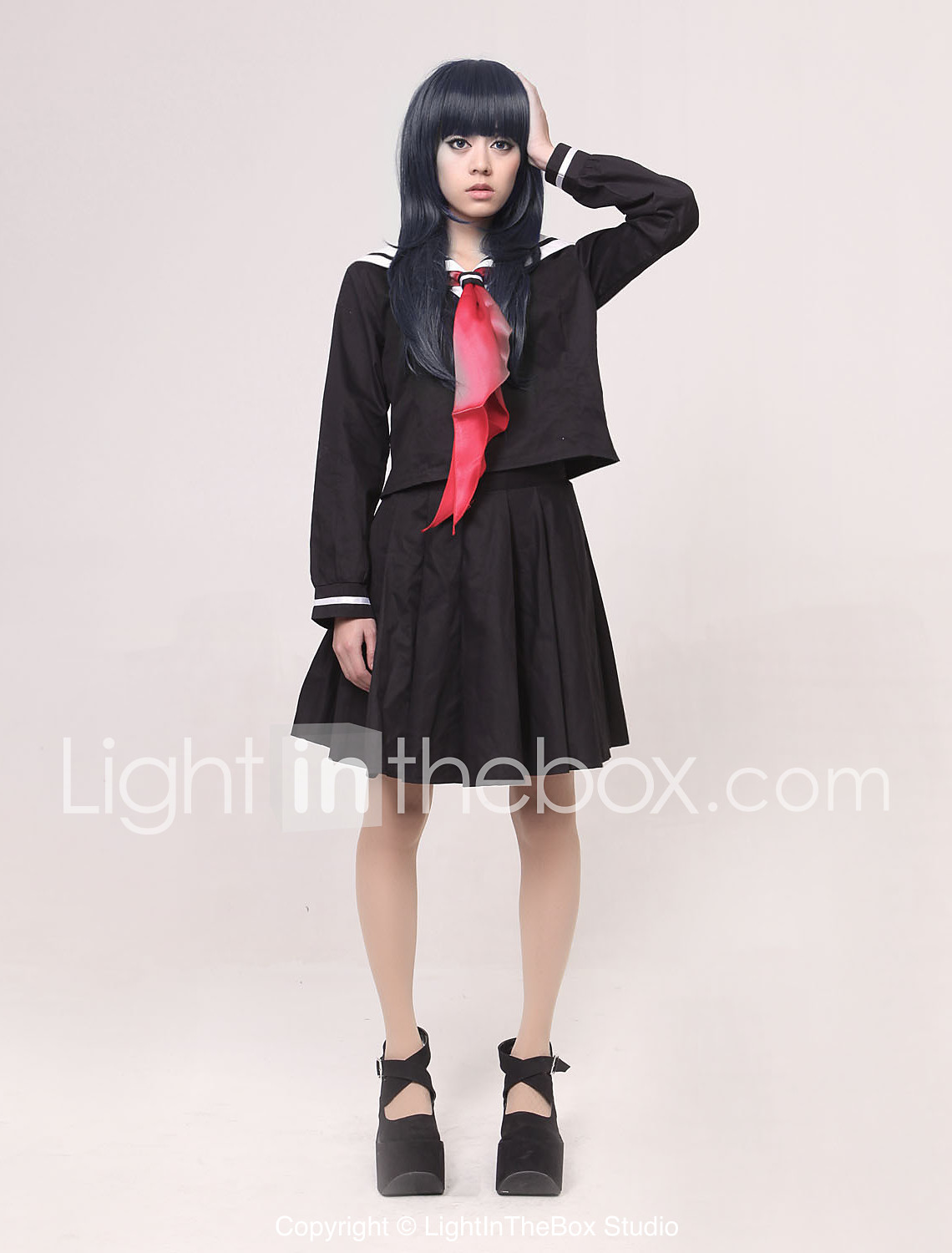 Japanese School Uniforms Cosplay Lightintheboxcom